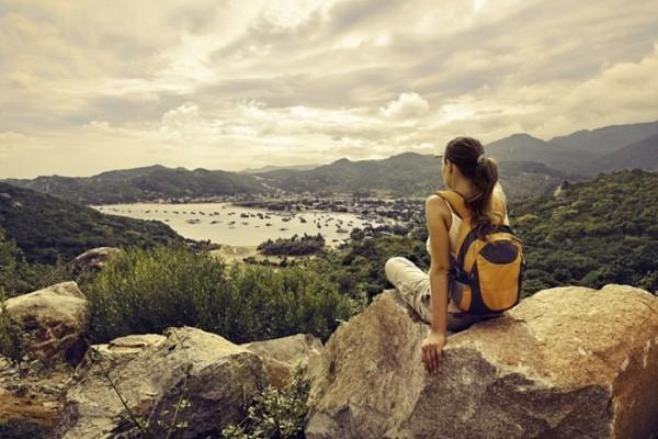 Die Welt erkundigen viel reisen Abenteuer erleben viel Spaß haben