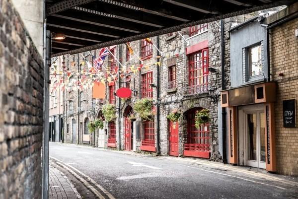 Dublin Irland Krebs Urlaub