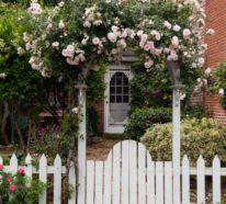 Das Gartentor – die Visitenkarte Ihres Outdoor-Bereichs