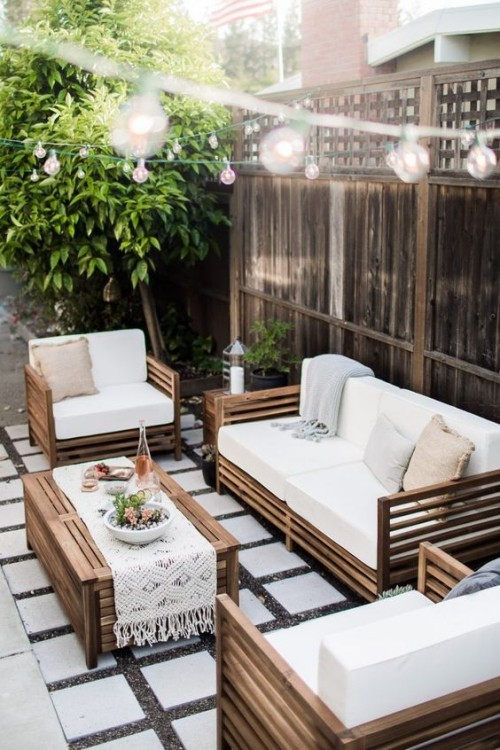 Gestaltung Ideen Outdoor-Bereich