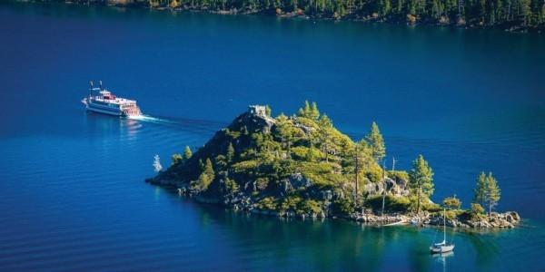 Lake Tahoe Kalifornien USA