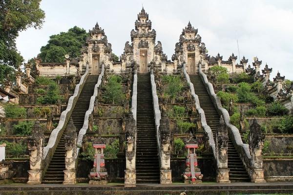 Lempuyang Tempel Bali Indonesien