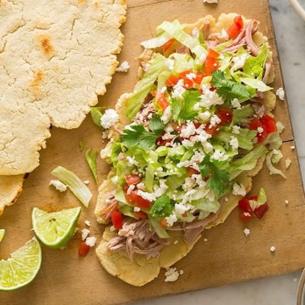 Mexikanische Rezepte Fajitas selbst machen