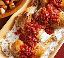 Mexikanisches Essen schmeichelt Augen und Gaumen