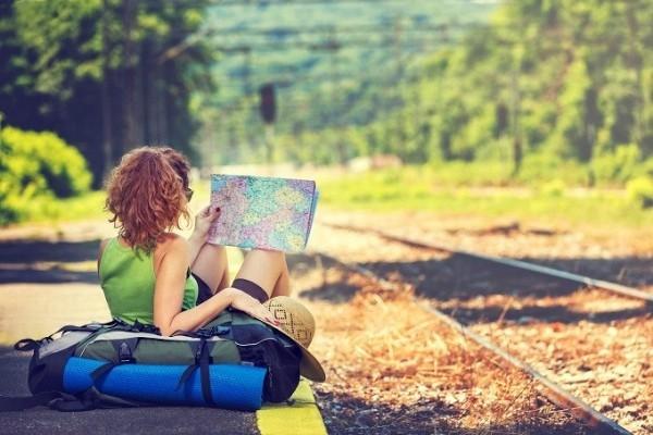 Reise planen Abenteuer weltweit erleben Spaß haben