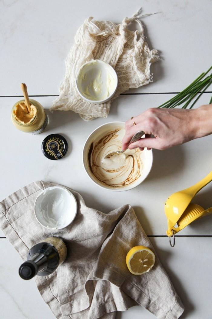 Soße hollandaise selber machen Saprgelzeit rezept einfach