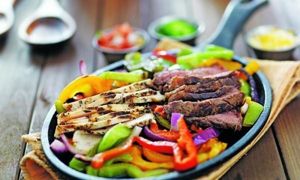 Steak Jalisco lecker würzig im Geschmack mexikanische Gerichte