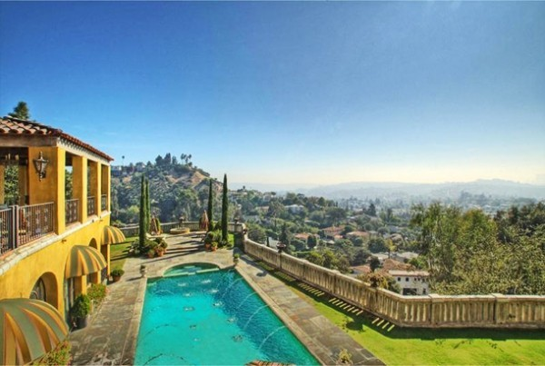 Villa Sophia, Los Angeles Urlaubsort