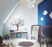 40 Babyzimmer Deko Ideen für ein liebevoll ausgestattetes Babyzimmer