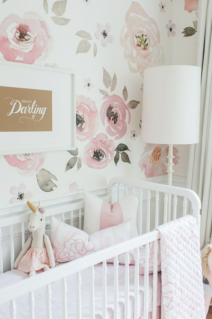 40 babyzimmer deko ideen f r ein liebevoll ausgestattetes babyzimmer. Black Bedroom Furniture Sets. Home Design Ideas