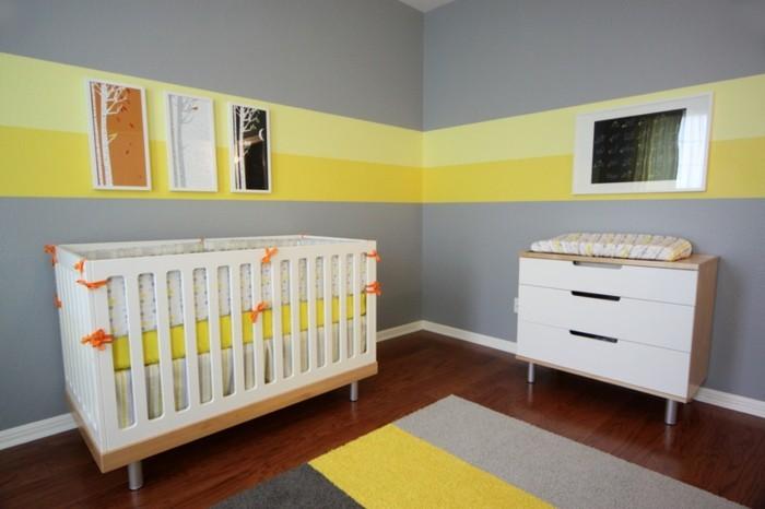 Babyzimmer Farben Richtig Auswählen Und Kombinieren