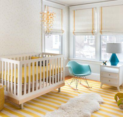 Babyzimmer ideen worauf sollte man seine aufmerksamkeit for Schaukelstuhl babyzimmer