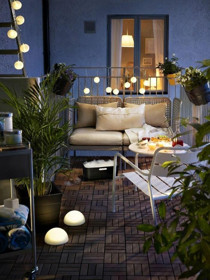 balkon ideen selber machen gartengestaltung terrassengestaltung beleuchtung