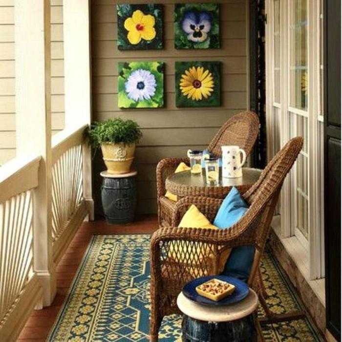 balkon ideen selber machen gartengestaltung terrassengestaltung praktische ideen ausblick