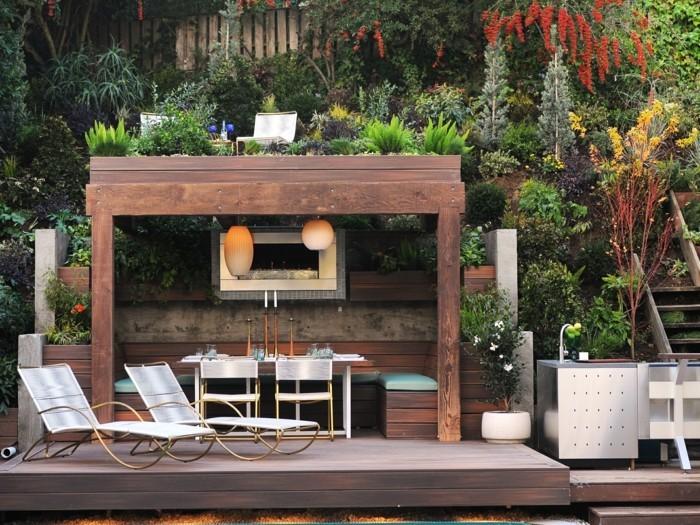 balkon ideen selber machen gartengestaltung terrassengestaltung außenraum