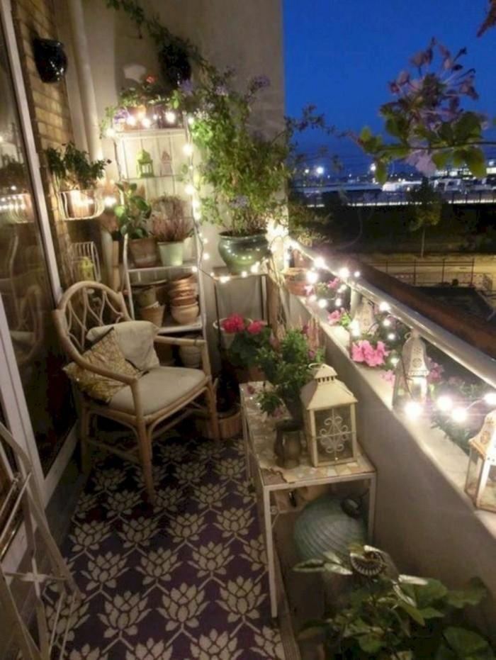 balkon ideen selber machen gartengestaltung terrassengestaltung praktische ideen laternen basteln