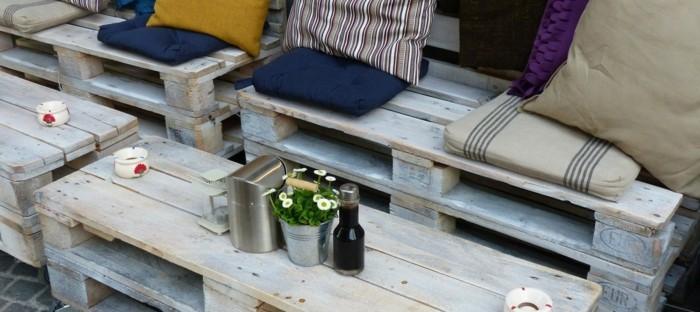 balkon ideen selber machen gartengestaltung terrassengestaltung praktische ideen moebel aus paletten