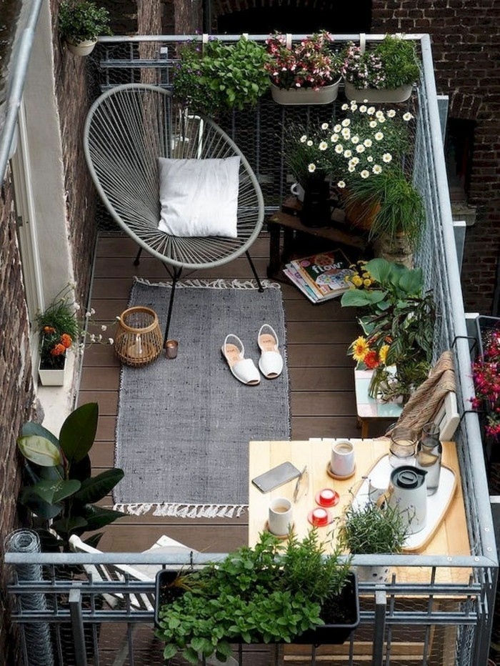 garten terrasse balkon ideen zum selbermachen und. Black Bedroom Furniture Sets. Home Design Ideas