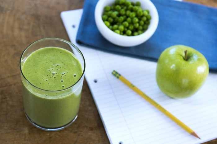 brokkoli apfel grüner smoothie rezepte zum abnehmen