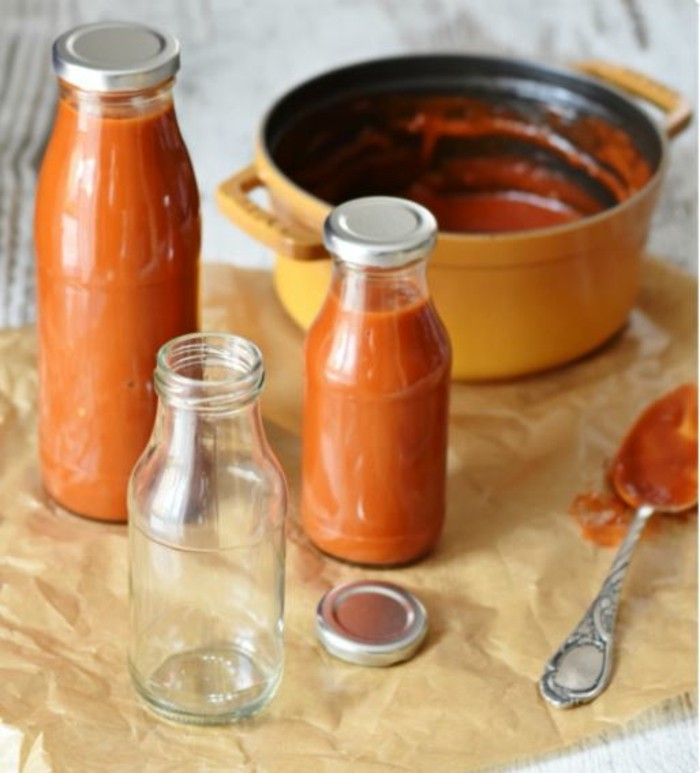 dips zum grillen einfache gesunde rezepte zubereitung flaschen fuellen