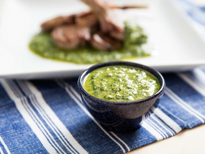 dips zum grillen einfache gesunde rezepte zubereitung spinat