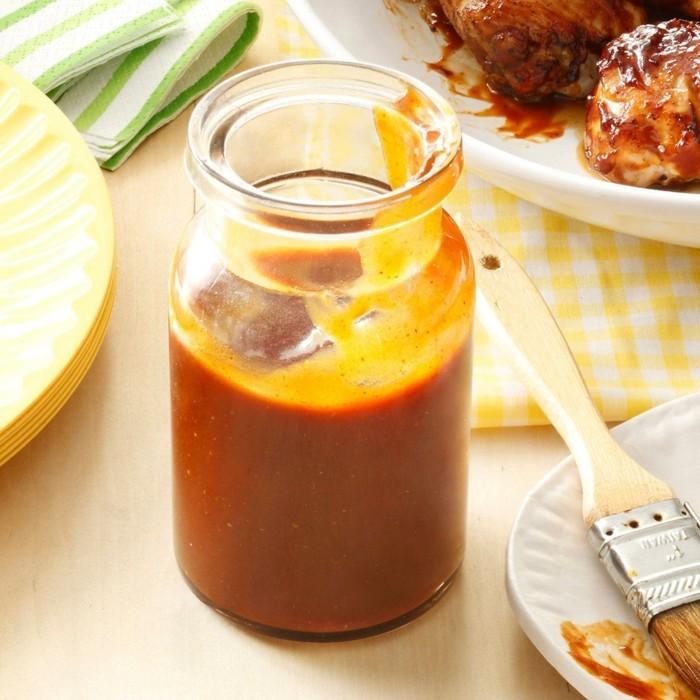 dips zum grillen einfache gesunde rezepte zubereitung suess scharf
