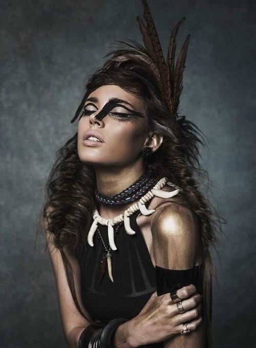 Inspierende Und Aktuelle Bilder Fur Indianer Gesichtsbemalung