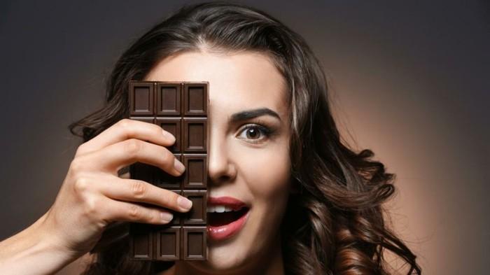 dunkle schokolade gesund was tun gegen heißhunger