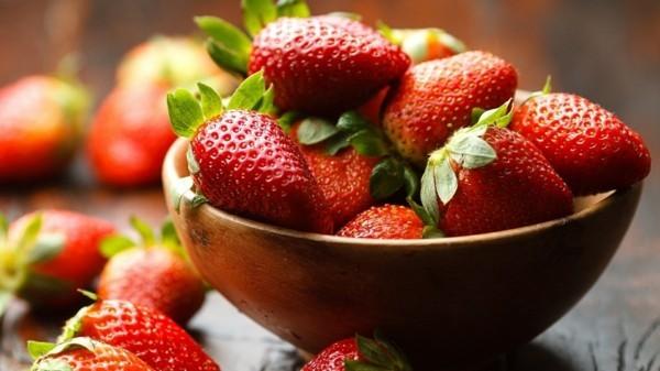 ekadashi heilfsten yoga detox mit erdbeeren
