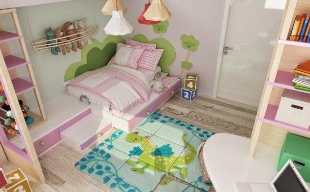 bilder kinderzimmer, ▷ kinderzimmer gestalten - 1000 stilvolle wohnideen für ihr, Design ideen