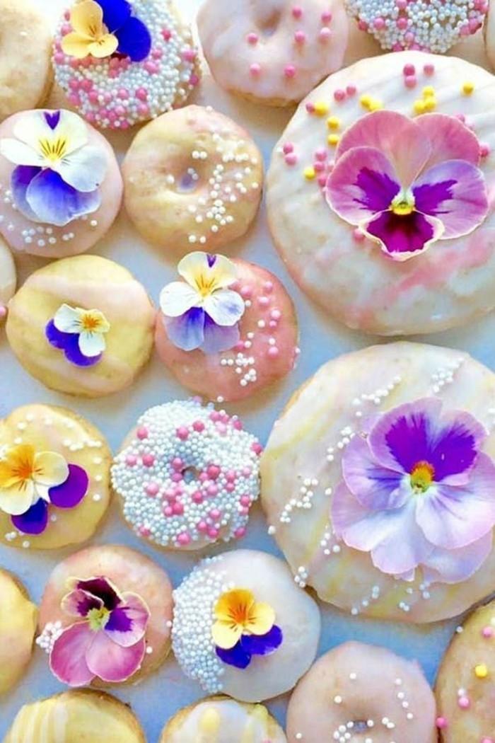 food trends 2018 deutschland instagramm fruehlingsblumen