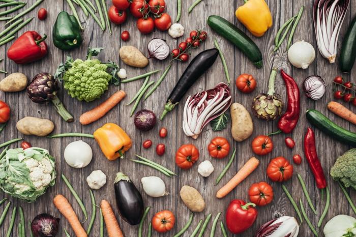food trends 2018 deutschland holztisch