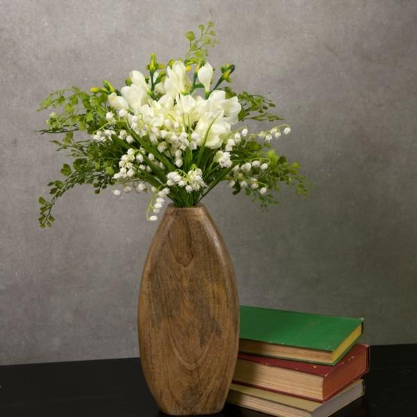 frühlingsblumen deko elegante dekoideen