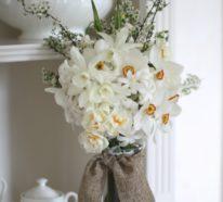 Frühlingsblumen Deko bringt Freude und Farbe in die Wohnung