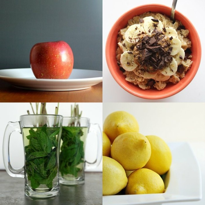 gesunde nahrungsmittel was tun gegen heißhunger