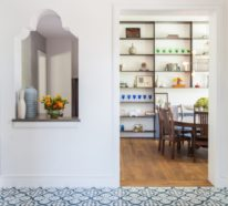 Zementfliesen für Ihre moderne Inneneinrichtung – 30 Ideen