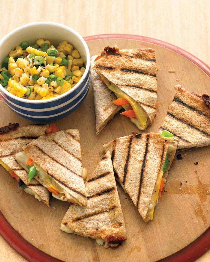 grillen vegetarisch gute einfache rezepte brote