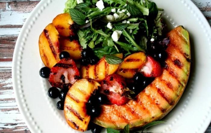 grillen vegetarisch gute einfache rezepte desserts