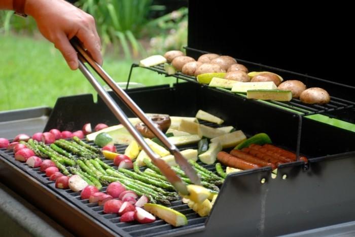 grillen vegetarisch gute einfache rezepte gemuese