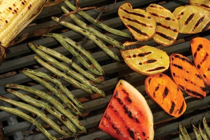 grillen vegetarisch gute einfache rezepte gleichmaessig