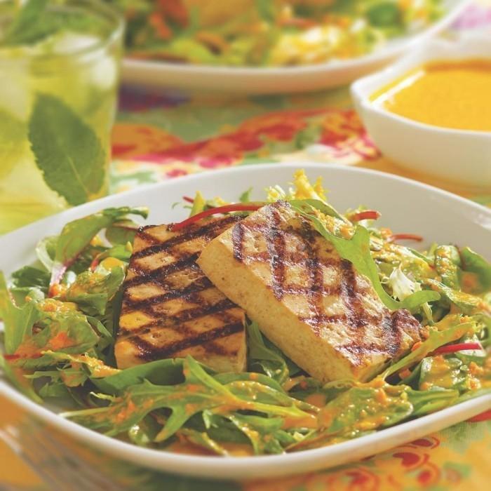 grillen vegetarisch gute einfache rezepte halumi kaese
