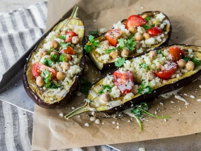 grillen vegetarisch gute einfache rezepte kichererbsen