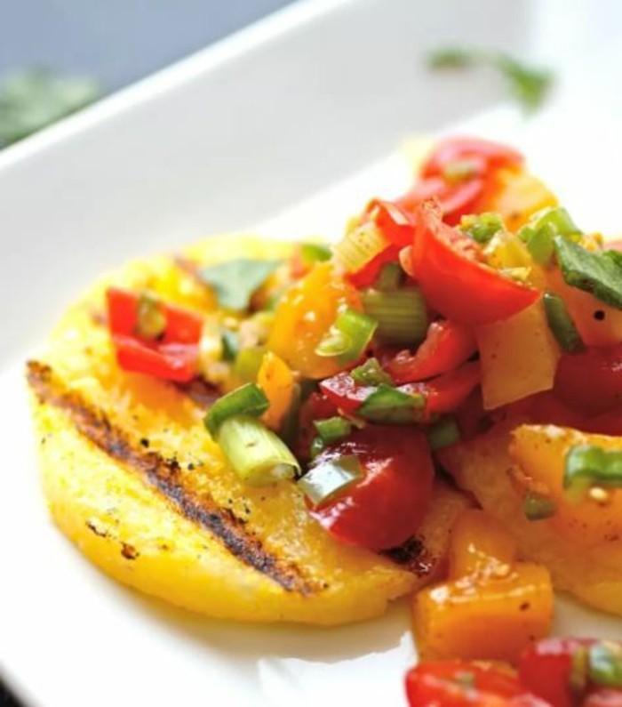 grillen vegetarisch gute einfache rezepte polenta