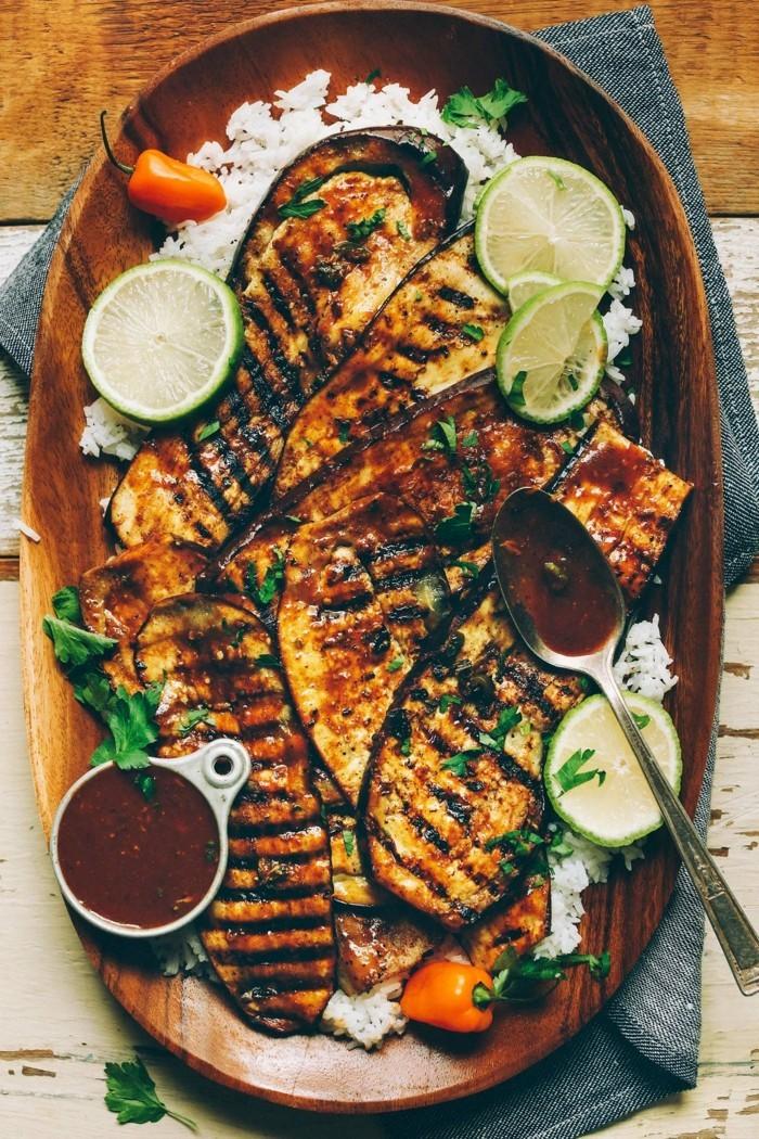 grillen vegetarisch gute einfache rezepte reis