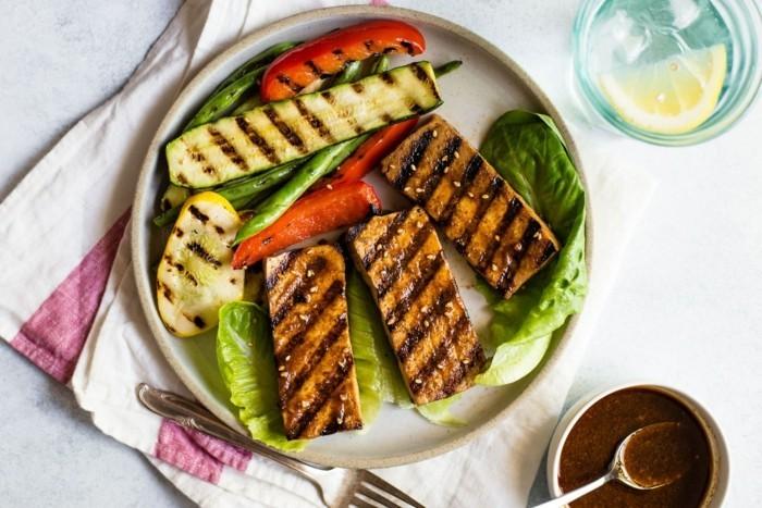 grillen vegetarisch gute einfache rezepte zucchini