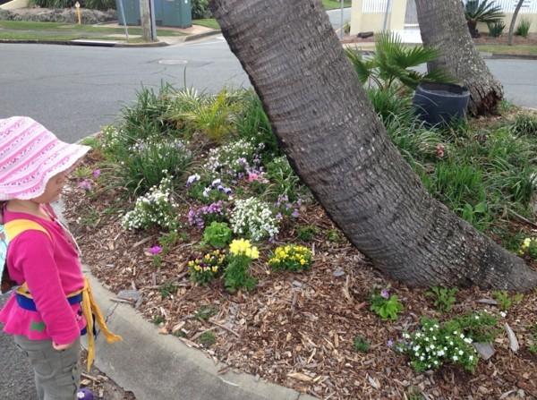 guerilla gardening um bäumen ideen