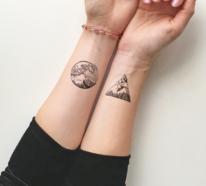 50+ kleine Tattoos für Frauen: Die schönsten Motive für Ihre dezente Tätowierung