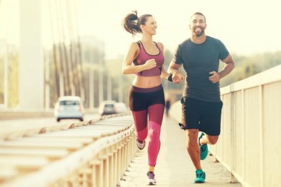 jogging was hilft gegen falten