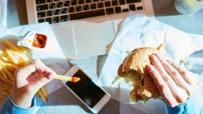 junk food im büro was tun gegen heißhunger