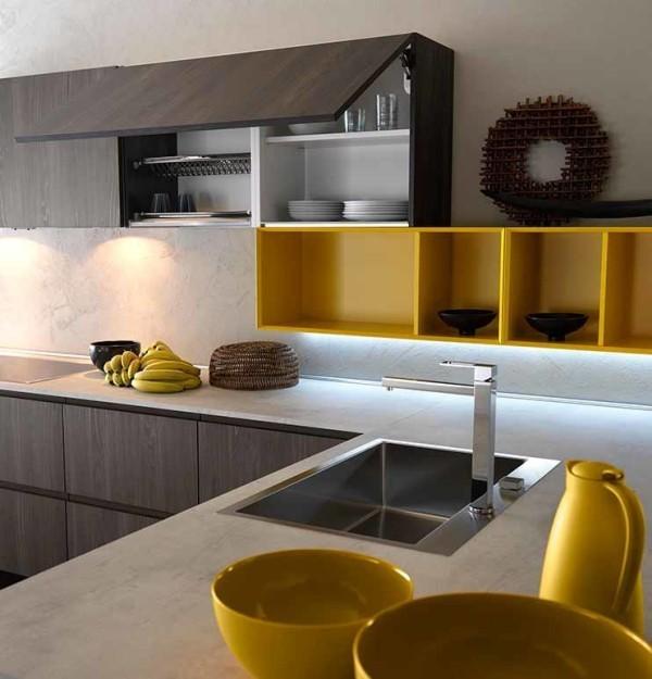 Küchen Inspiration Im Italienischen Stil Für Eine